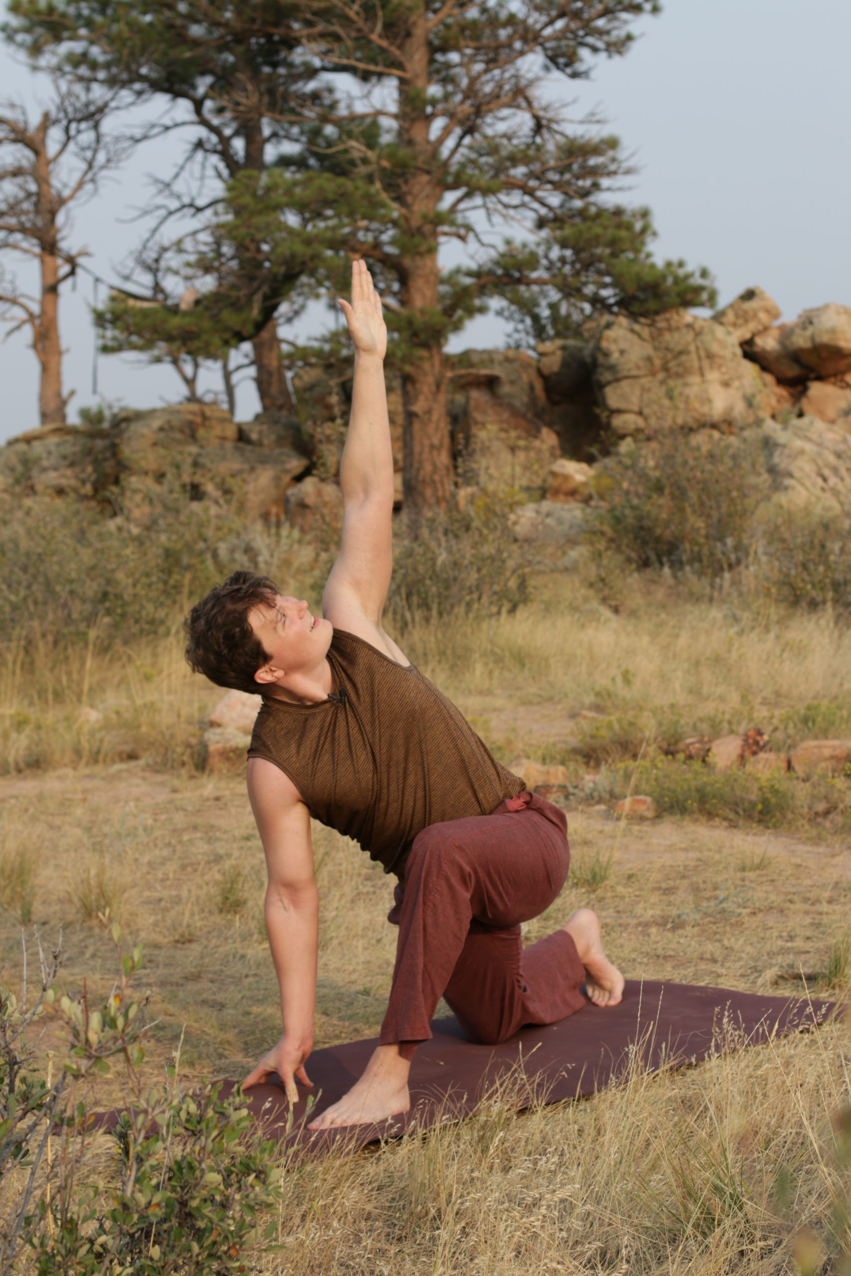 look up more mobile yoga